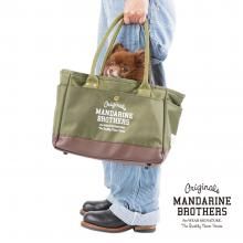 MANDARINE BROTHERS MINI CARRY BAG(ミニキャリーバッグ)