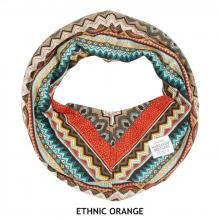 MANDARINE BROTHERS DOG SLING ETHNIC ORANGE