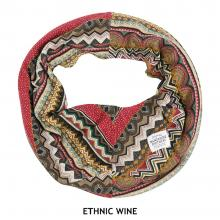 MANDARINE BROTHERS DOG SLING ETHNIC WINE